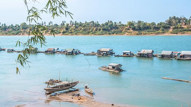 Voyage à Noël au Cambodge