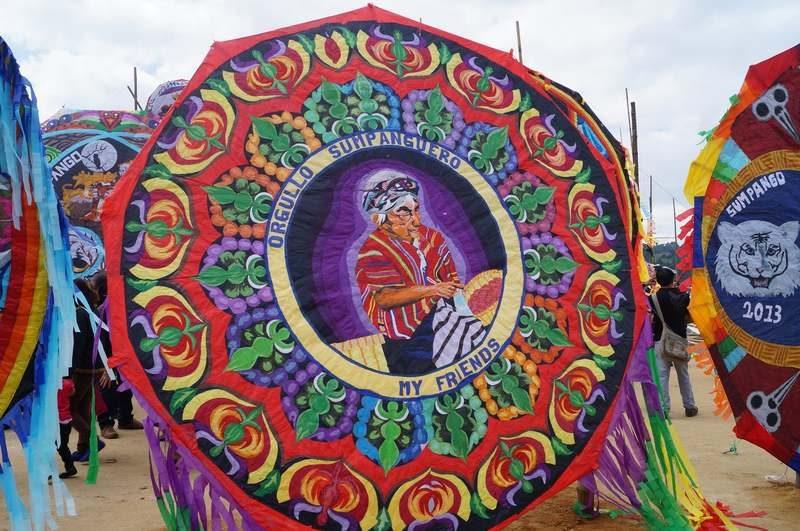 cerf volant festival guatemala
