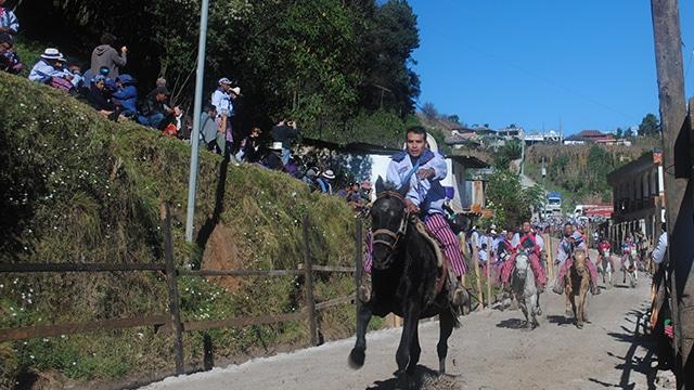 course cheval guatemala