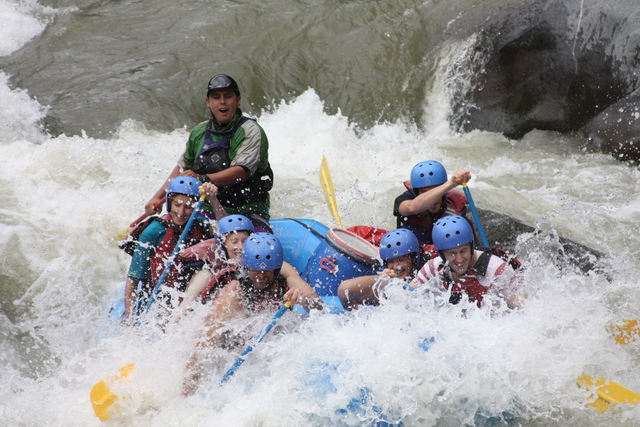 Rafting Pacuare - Turrialba