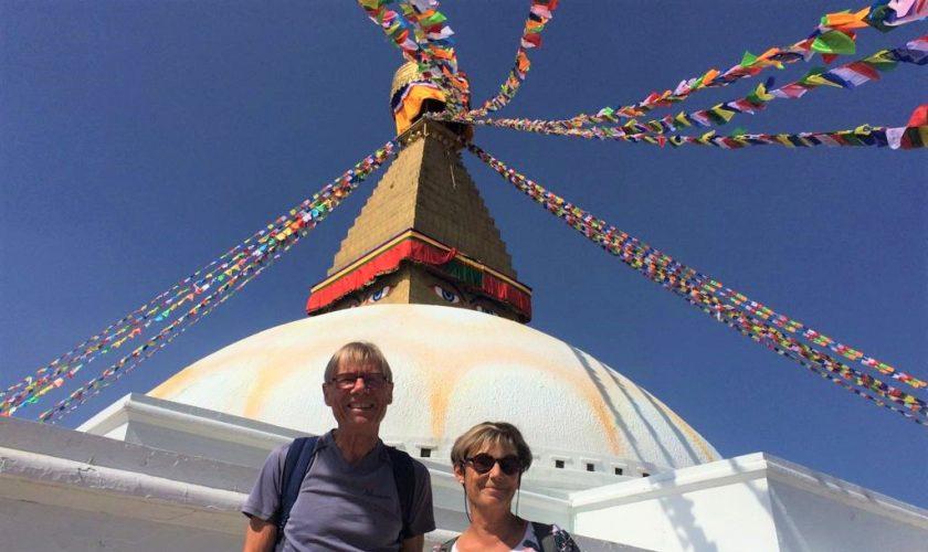 voyageurs au népal
