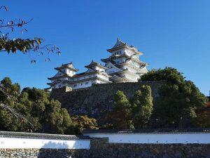 Château d'Himeji au Japon