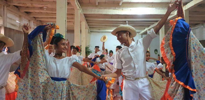Danses folkloriques costa rica