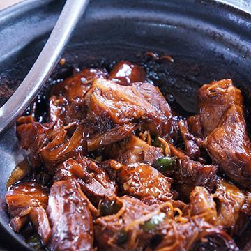 Recette du boeuf kéralais, plat indien