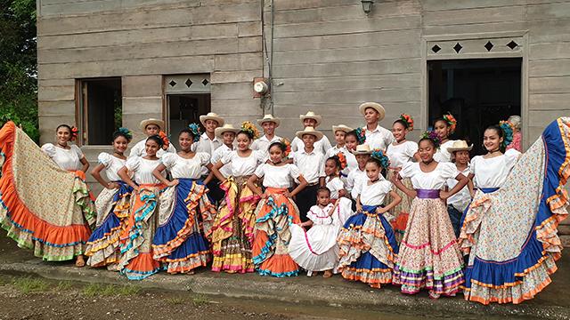 communauté du Costa Rica