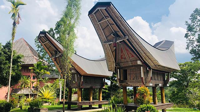 communautés en Indonésie