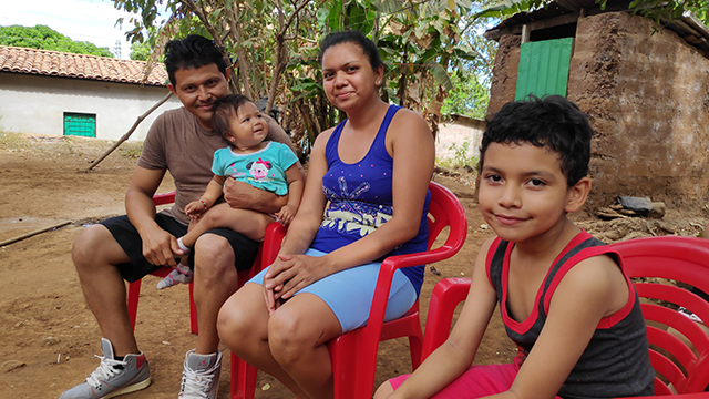 Vision du Monde au Salvador