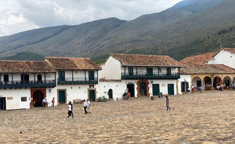 Plaza Mayor de Villa de Leyva