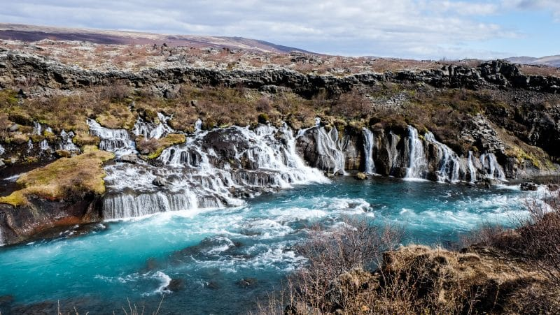 Parc national Thingvellir en Islande