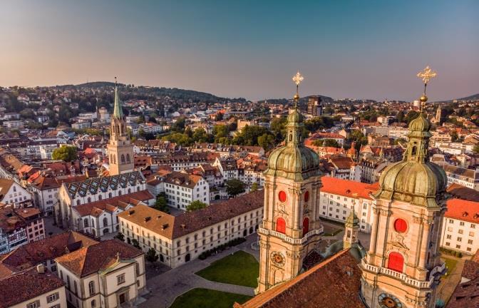 Suisse Orientale - ville