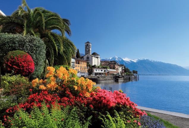 Tessin - Lac Suisse