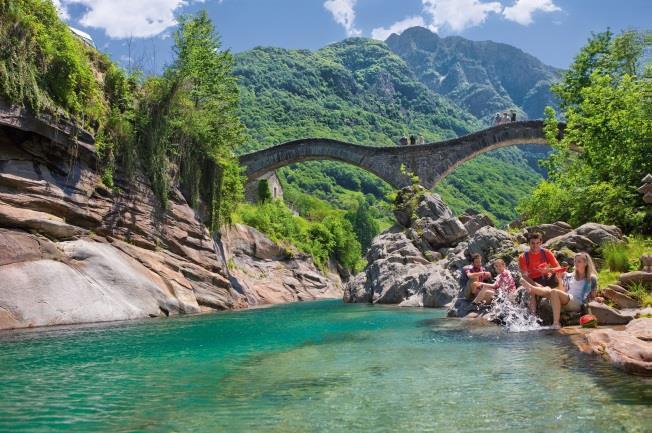 Tessin - Pont Suisse