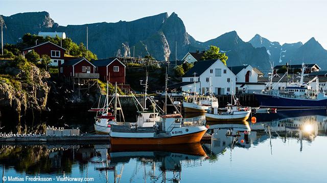 que faire que visiter en norvège