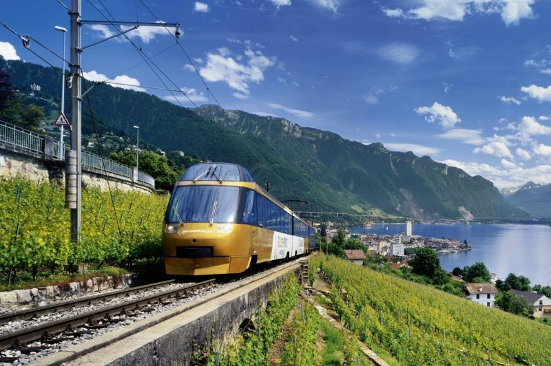 goldenpass suisse paysages