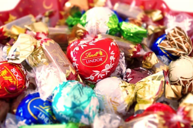 Chocolat suisse Lindt