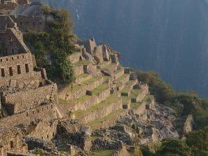 Pérou site archéologique