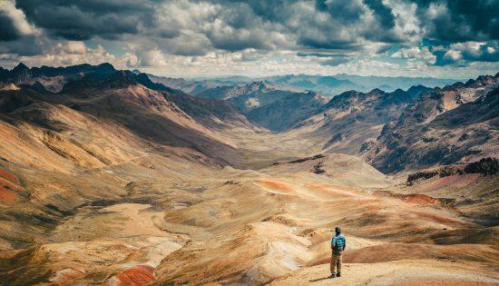 Pérou montagnes