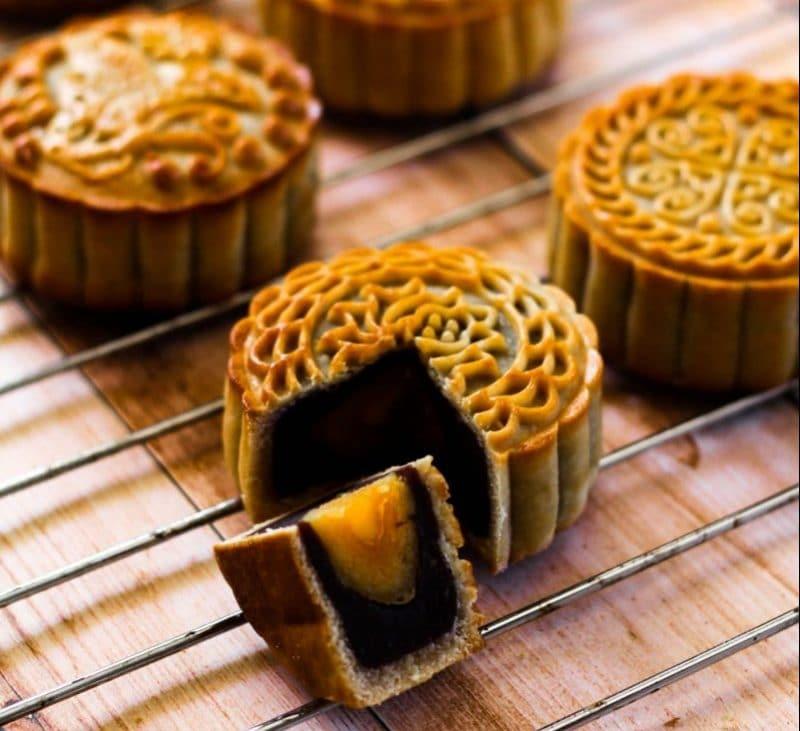 Gâteau de lune Vietnam