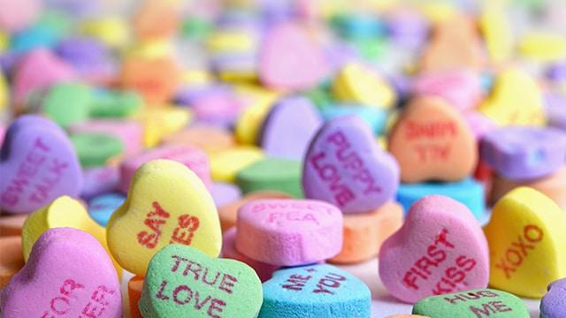 La Saint-Valentin aux Etats-Unis