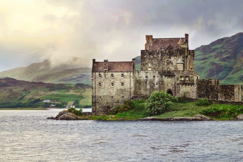 château Eilean Donan