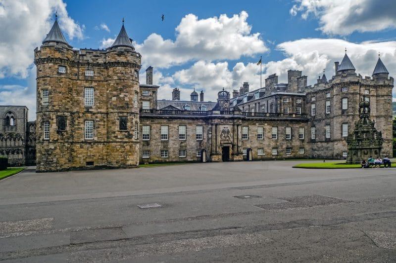 palais Holyrood