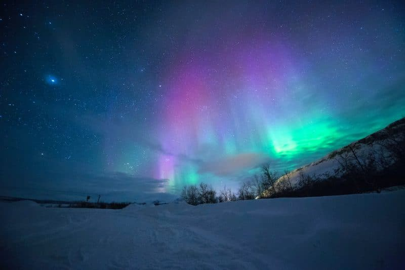 Tromsø en Norvège
