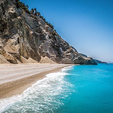 plages en Grèce