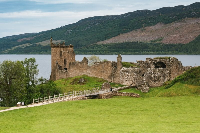 château d'Urquhart