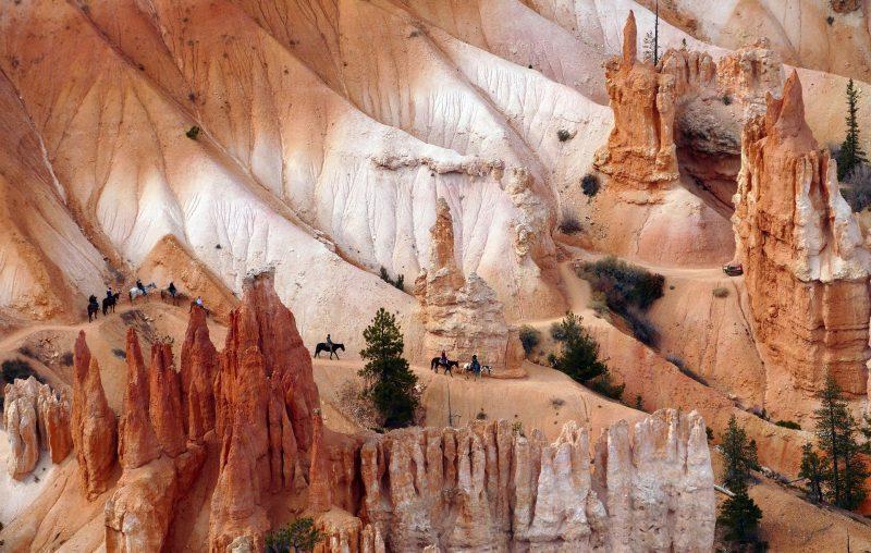 Bryce Canyon, Ouest américain