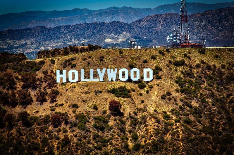 Hollywood à Los Angeles, Etats-Unis