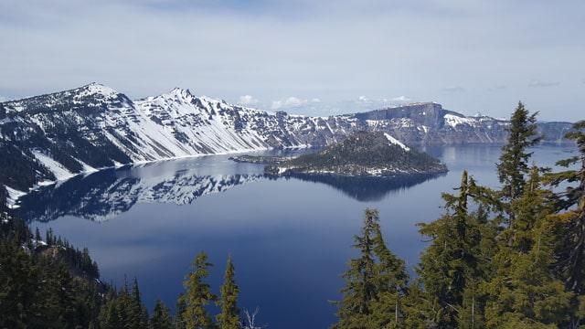 Coup de cœur aux Etats-Unis : Crater Lake