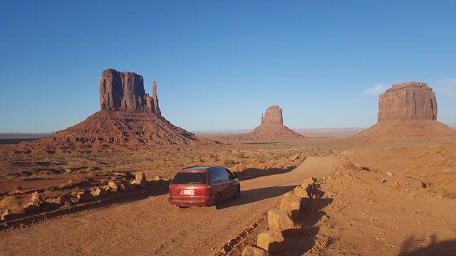 Monument Valley aux Etats-Unis