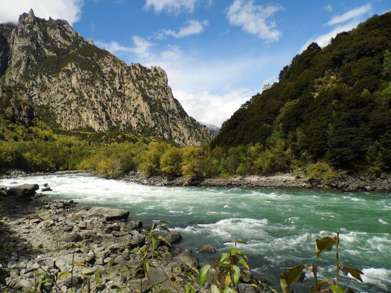 Lieu incontournable au Tibet : Nyingchi au Tibet