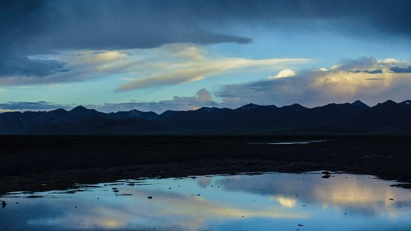 Lieu incontournable au Tibet : lac Namtso